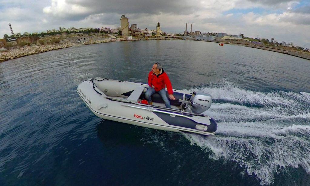 Συμβατικά φουσκωτά σκάφη βάρκες