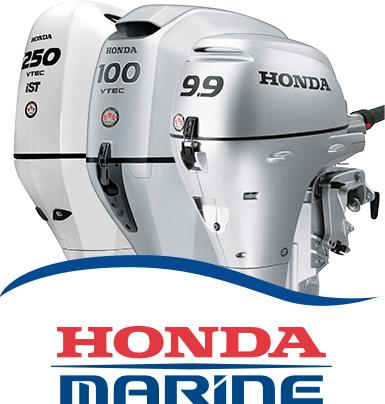 εξωλέμβιες μηχανές θαλάσσης Honda marine
